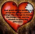 Serenity prayer 6