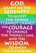 Serenity prayer 5