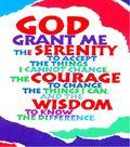 Serenity prayer 7