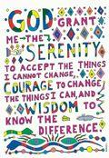 Serenity prayer 8
